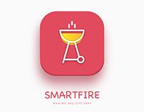 Smartfire - Logo Concepts