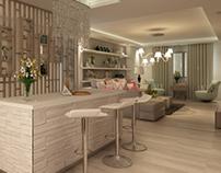 Living+kitchenette(Hadaba Villa)