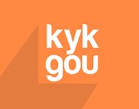 kykNET NOU! Branding