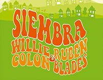 SIEMBRA - rediseño disco de vinilo