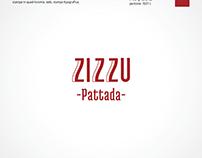 Zizzu - brand identity