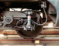 Swiss rail repair facility