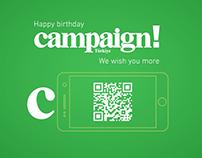 Campaign 4. Yıl, Publicis Nurun