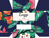 Laggs Tea Package Redesign