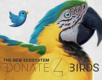 Donate 4 Birds