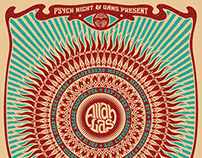 Psych Night: Allah Las SA Tour