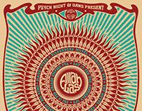 Psych Night: Allah Las SA Tour