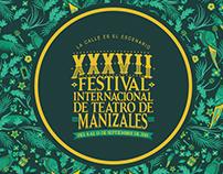 Festival Internacional de Teatro de Manizalez