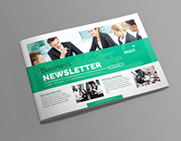 Clean Creative Newsletter Template
