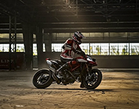 Ducati Hypermotard 950 SP - Commercial Video