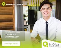 Social Media - inQba: escuela de negocios