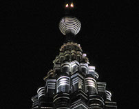 Petronas Twin Towers,KL,Malaysia