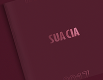 Sua Cia Winter 17 | Editorial Design