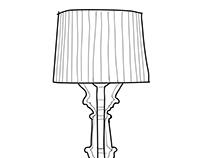 kartell light forniture