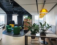 Офис для IT компании в Санкт-Петербурге