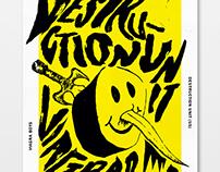 Poster for Destruction Unit