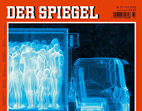 Der Spiegel Cover Illustration
