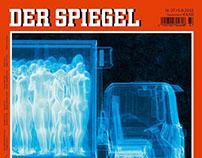 Der Spiegel Cover Illustration