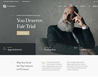 Lawyer & Attorney Business Theme