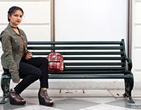 Hemalta Yadav Fashion Blogger Shoot