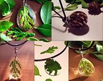 Plant Pendants