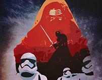 Kylo Reno | Star Wars: Force Awakens