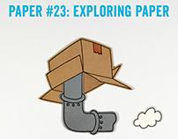 Vincent James - Exploring PAPER