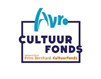 logo design AVRO Cultuurfonds