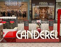 CANDEREL Stall Design