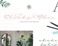 Shabby Chic - Font