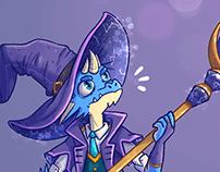 D&D Commissions - Character Design