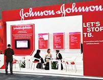 Johnson & Johnson Stand