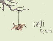 Tapas CD Origami - Iranti
