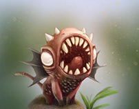Cute and Creepy Creatures