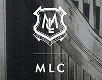 Methodist Ladies College (MLC) Brand Identity