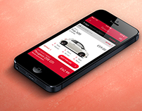 Avis Rental mobile App