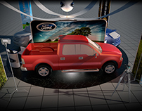 FORD / MALL EXHIBITION