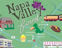 Napa Valley Food