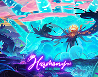 Harmony promo art