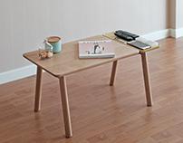 Mon Living Table
