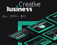 Creative Business – Powerpoint Presentation
