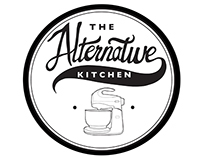 The Alternative Kitchen Logo