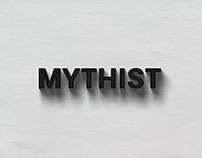 Mythist Logo Design