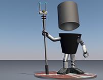 Apollo - 3D Modelling Project