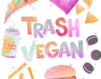 Trash Vegan
