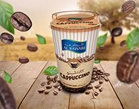 Al Rawabi Cappuccino Advertising