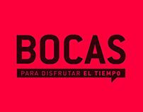 Bocas Magazine - Interviews