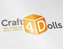 Фирменный стиль для Craft4Dolls