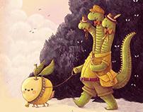Bulgarian Folktales Challenge