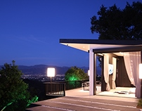 Guest House Outdoor Lighting - Los Angeles, CA